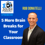 Artwork for 5 More Easy Brain Breaks for Your Classroom