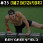Artwork for #35 - Ben Greenfield - Anti-Aging and Biohacking