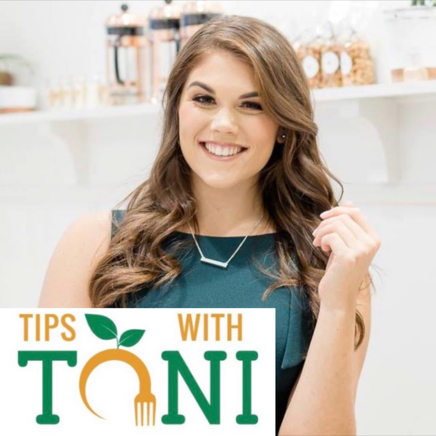 Tips With Toni show art