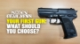 Artwork for Your FIRST gun: What should you choose?