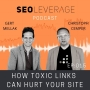 Artwork for 015 - How Toxic Links Can Hurt Your Site with Christoph Cemper