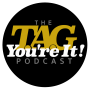 Artwork for The T.A.G. You're It! Podcast - Rob Phillips Book Interview