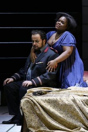 Latonia Moore to make Met debut as Aida