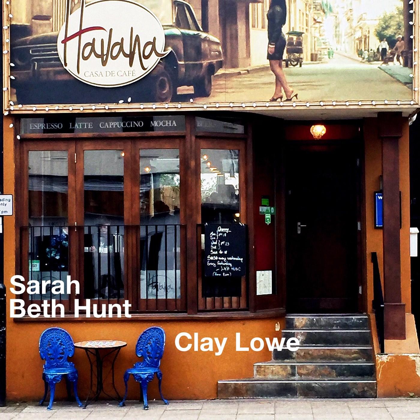 Havana Cafe Sessions Podcast show art