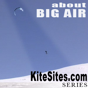 about BIG AIR SNOWKITING