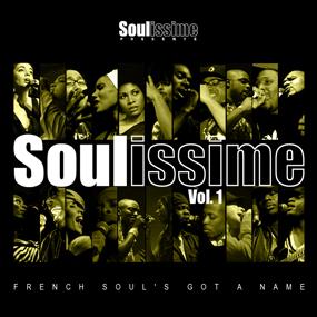 Soulissime Volume One: Elisa par Erik (soul-creole)