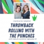 Artwork for Throwback - Episode 43 - Rolling with the Punches and Staying Positive