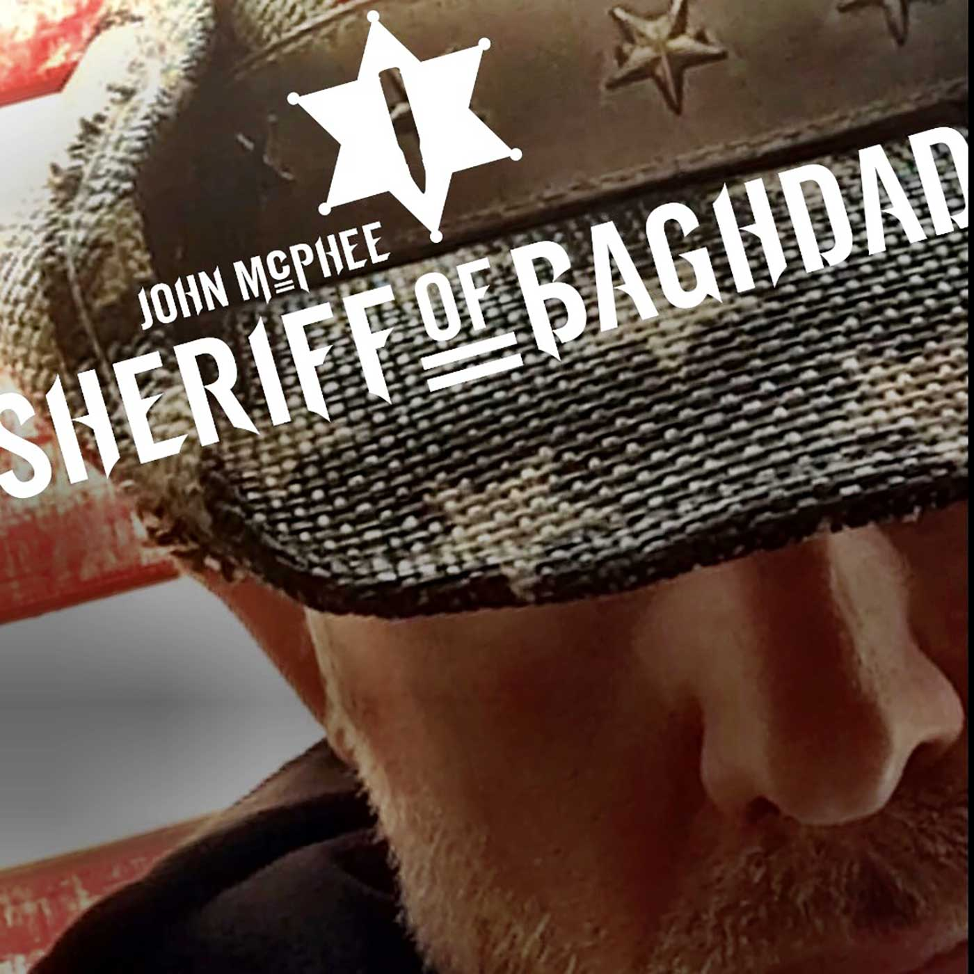 Sheriff of Baghdad Podcast show art