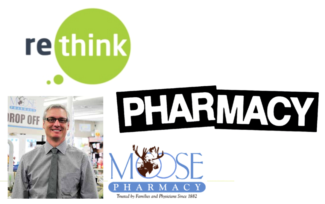 Pharmacy Podcast Episode 185 Rethink Pharmacy