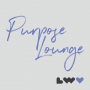 Artwork for EP 001: Welcome to Purpose Lounge