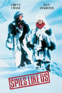 Spies Like Us Commentary