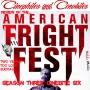 Artwork for S3Cinebite06 - American Fright Fest (2018)