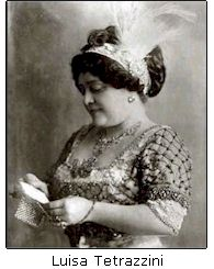 A Birthday Tribute to Luisa Tetrazzini,born June 29,1871