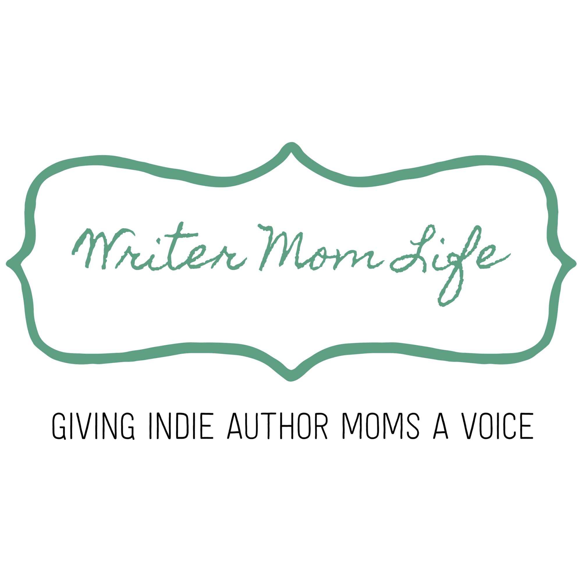 Writer Mom Life show art