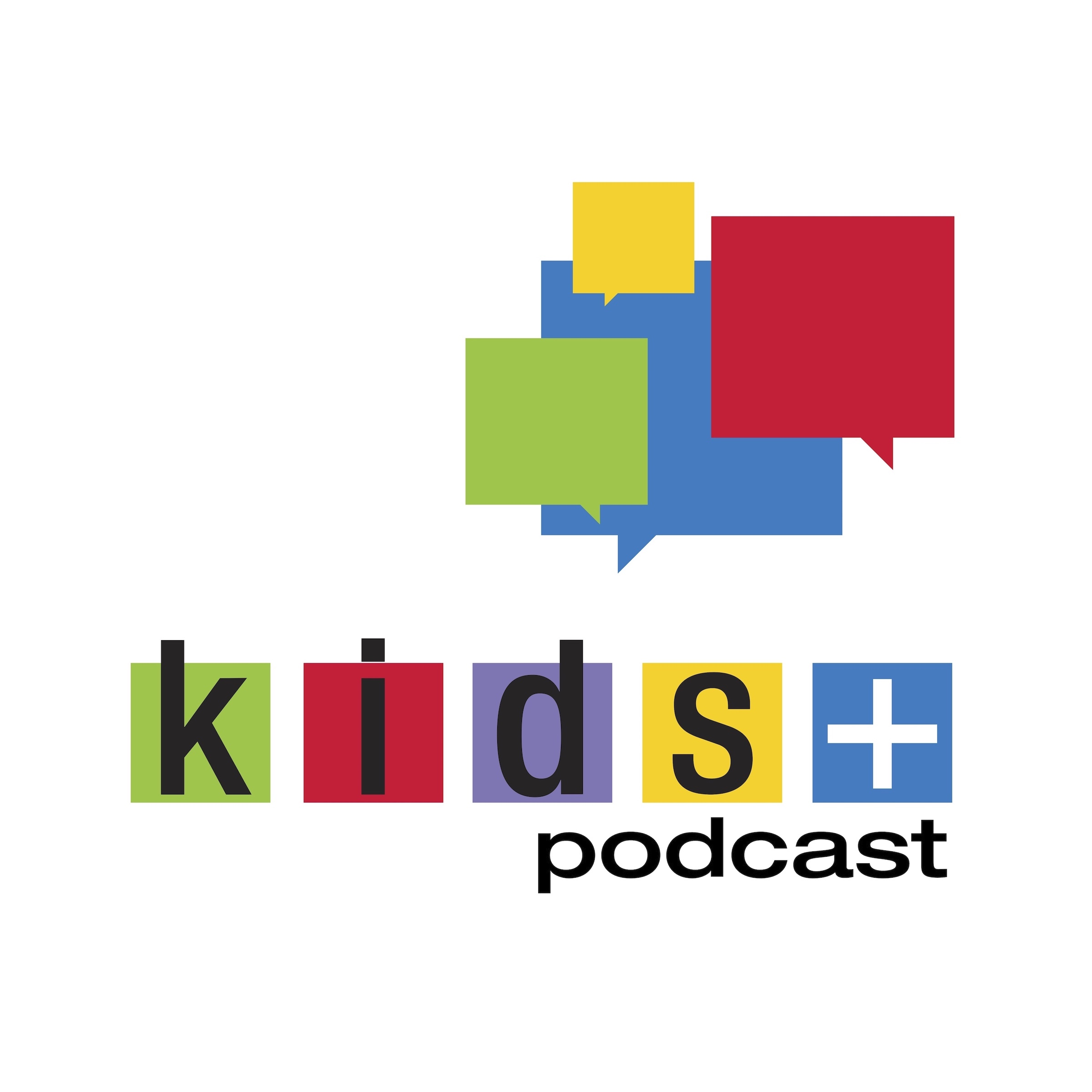 The Kids + Podcast show art