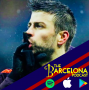Artwork for What makes Pique so controversial? Navid Molaaghei interview, La Masia and Umtiti controversy [TBPod60]
