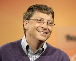 Bill Gates ve la revolución tecnológica sin límites