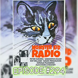 Monster Kid Radio #294 - The Uncanny with Larry Underwood (aka Dr. Gangrene)