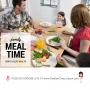 Artwork for Family Meal Time