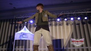 128 - Mr. E as Eren Jaeger