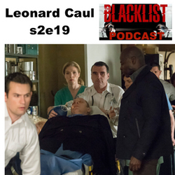 s2e19 Leonard Caul - The SMG Blacklist Podcast