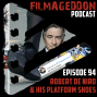 Artwork for Episode 94 - Robert De Niro and his Platform Shoes