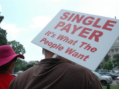 Time For the Real Left To Double Down on Single Payer Medicare For All