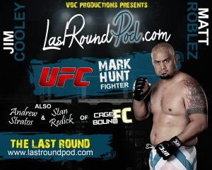 TLR #43 - Mark Hunt UFC