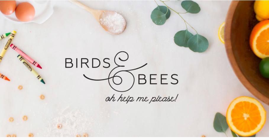 Birds Bees