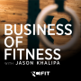 Artwork for Know Your Consumer by Being Your Consumer with Matt Mullenax, Founder & CEO of Huron  - Business of Fitness #71
