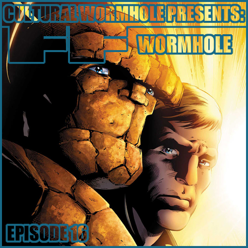 Cultural Wormhole Presents: FF Wormhole 16