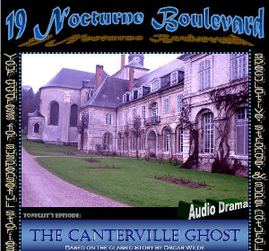 Retro 19 Nocturne!  The Canterville Ghost