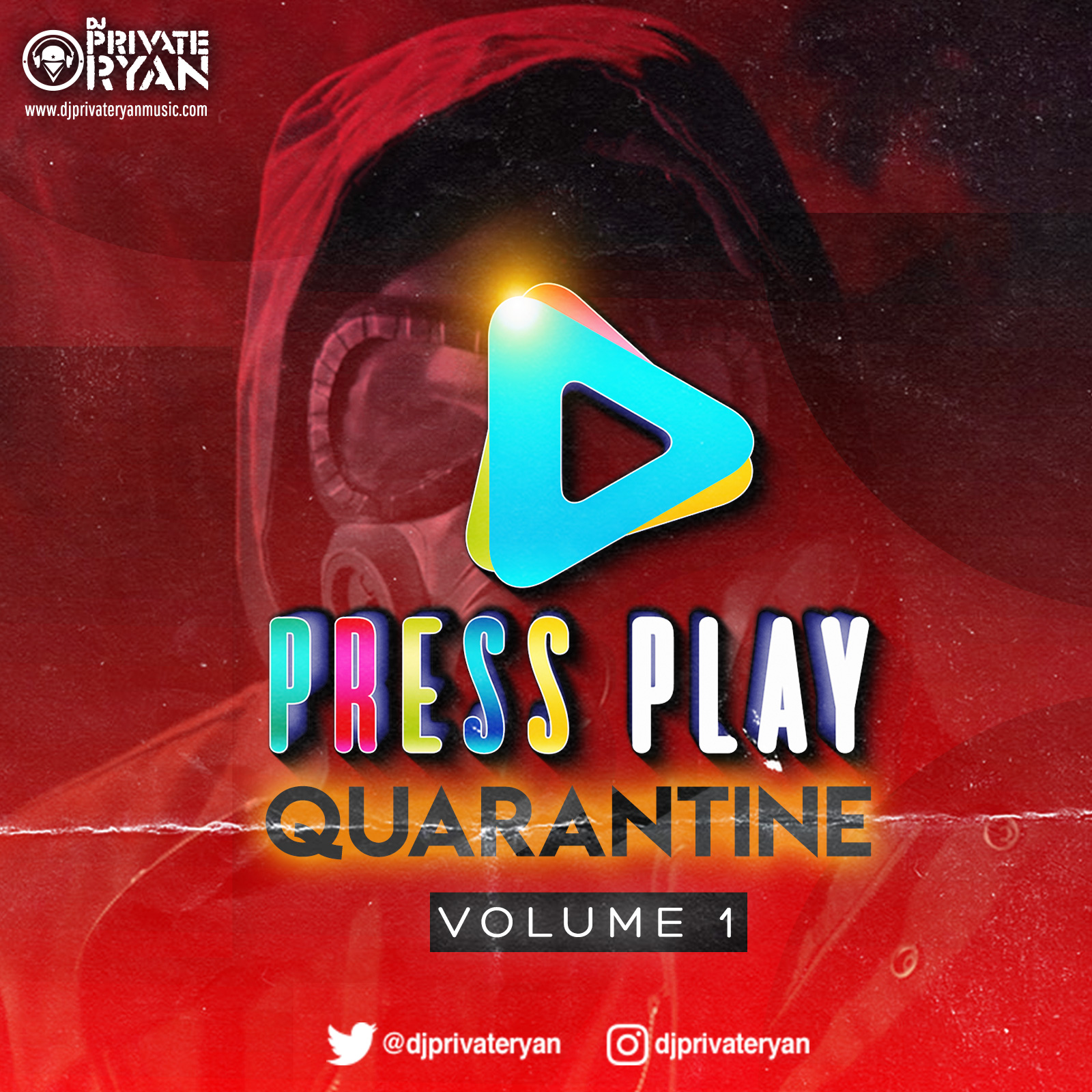 Private Ryan Presents Press Play Quarantine Volume 1