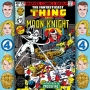 Artwork for Episode 310: Marvel Two-in-One #52 - A Little Knight Music