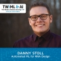 Artwork for Automated ML for RNA Design with Danny Stoll - TWIML Talk #288