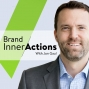 Artwork for Brand InnerActions with Jon Gaul