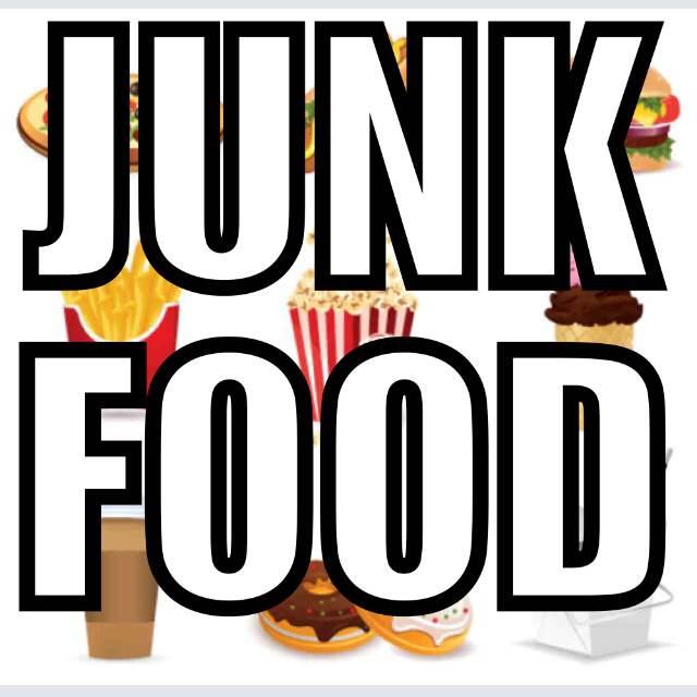 Artwork for JUNK FOOD KATIE HARTMAN