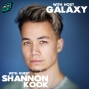 Artwork for Shannon Kook from The 100 chats with Galaxy