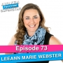 Artwork for 73 LeeAnn Marie Webster – Email Marketing With H.E.A.R.T.