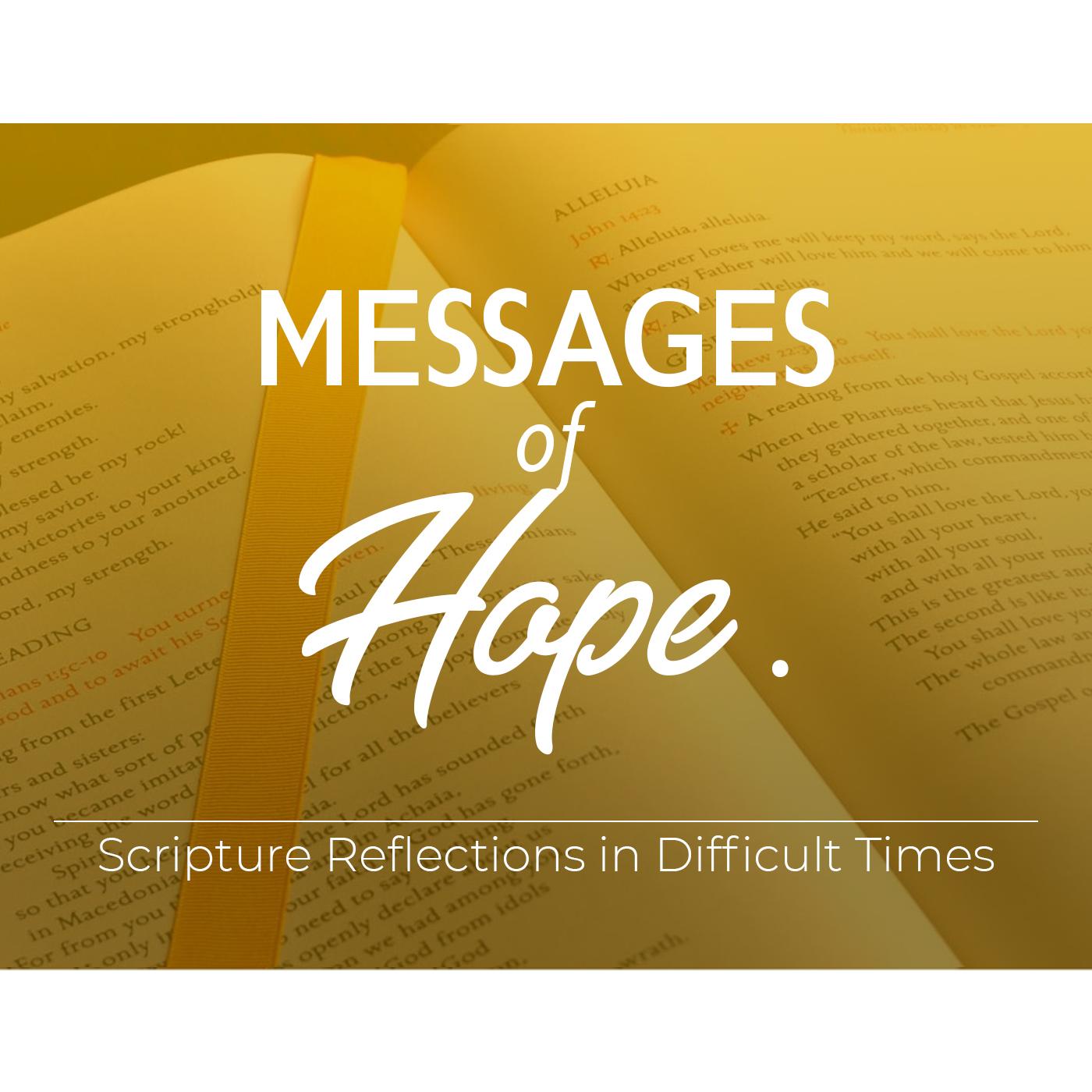 Artwork for Messages of Hope - November 11, 2020