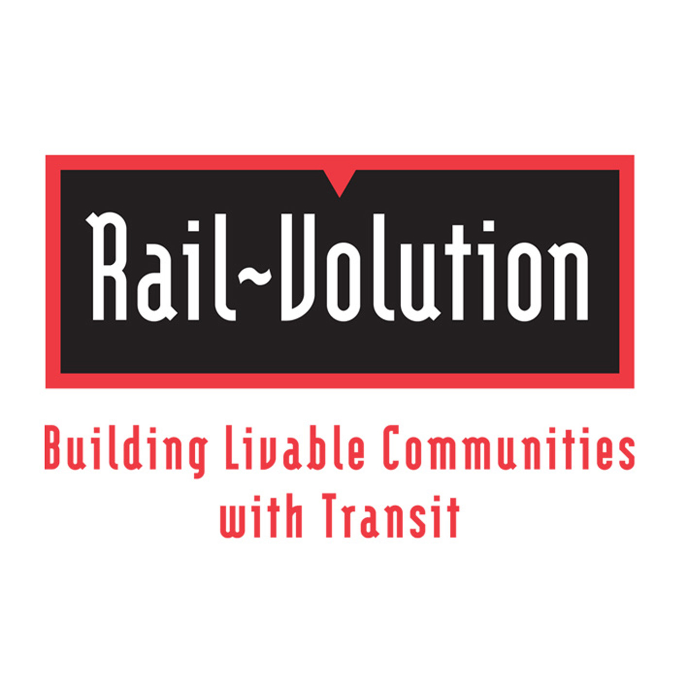The Rail~Volution Podcast show art