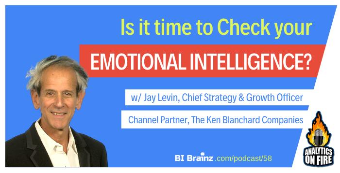 Jay Levin Analytics on Fire Podcast Artwork