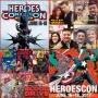Artwork for Episode 775 - Heroes Conning with Kelly Sue DeConnick/Kata Kane/Melody Often/Yoshi Yoshitani!