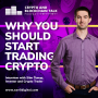 Artwork for EPISODE 9: WHY YOU SHOULD START TRADING CRYPTO