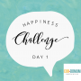 Artwork for Season 3, Episode 14: The Happiness Challenge: Day 1