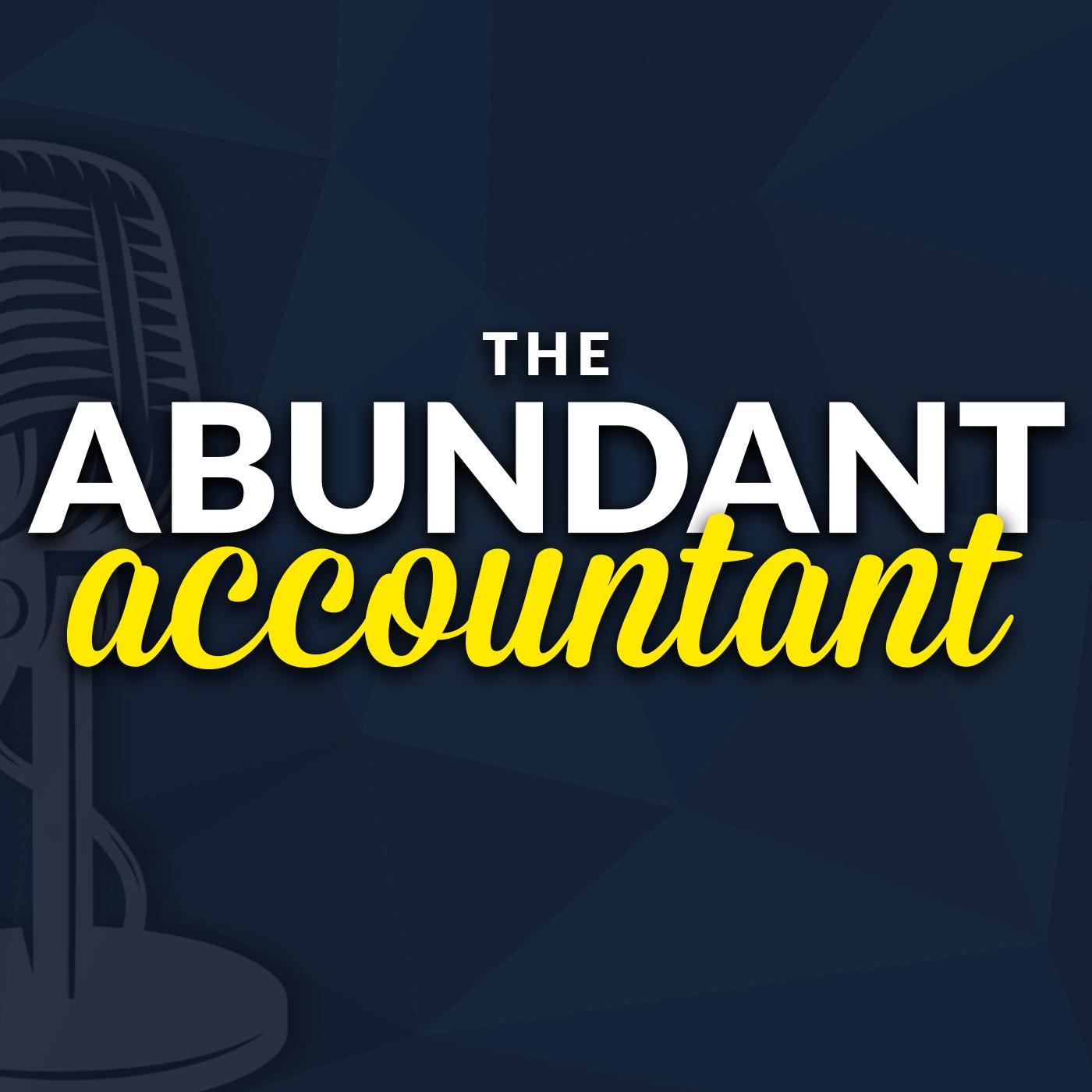 The Abundant Accountant show art