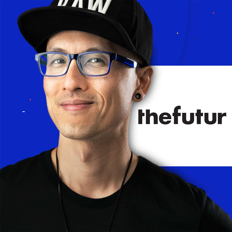 The Futur with Chris Do show art