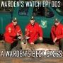 Artwork for 002 A Warden's Best Cases - Wayne Saunders