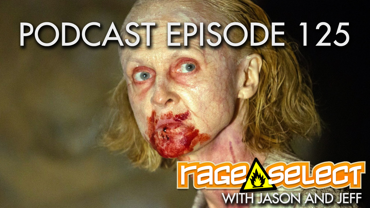 Rage Select Podcast Episode 125 - Jason and Jeff Answer Your Questions!