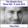 Artwork for The Skeptic Zone #294 - 8.June.2014